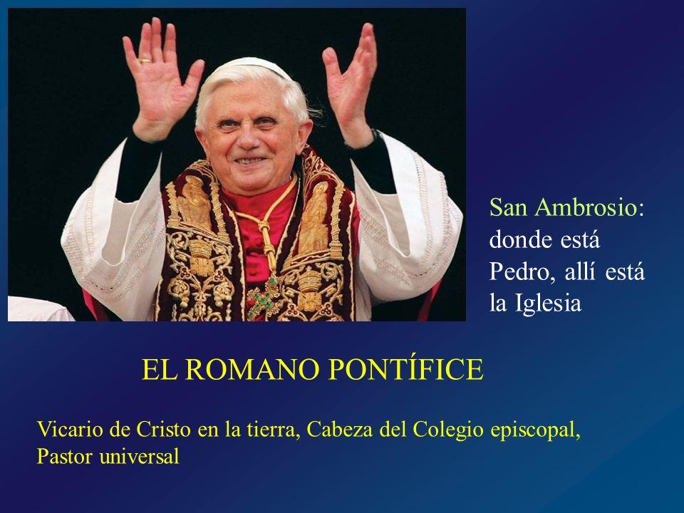 San Ambrosio: donde está Pedro, allí está la Iglesia