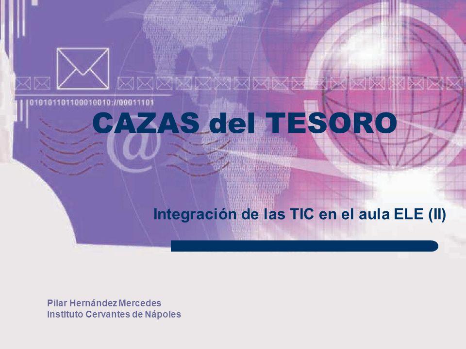 Integración de las TIC en el aula ELE (II)