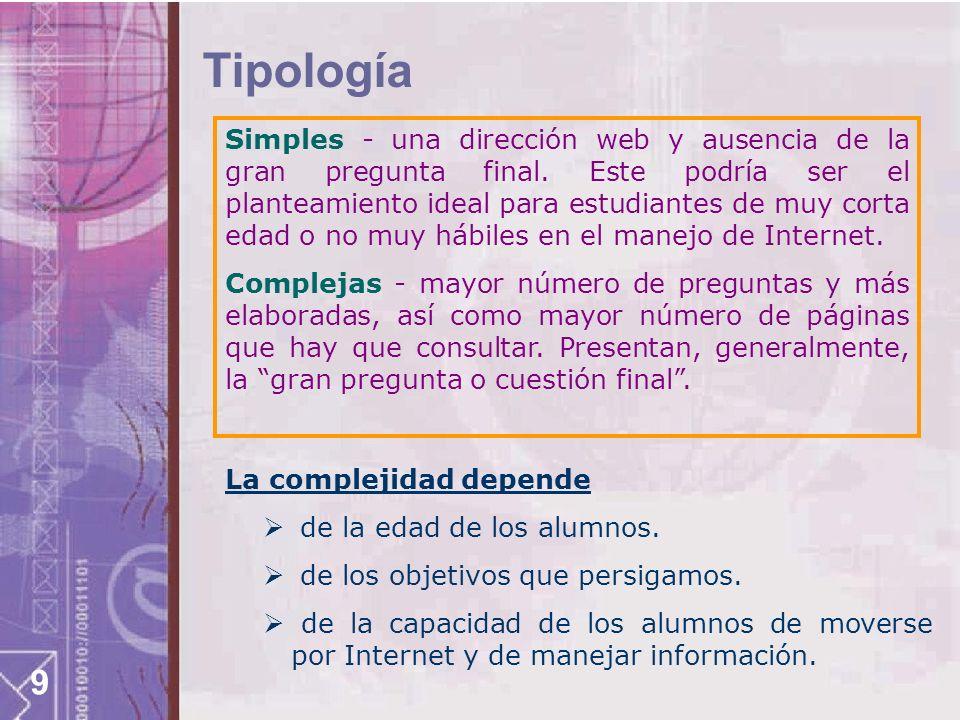 Tipología