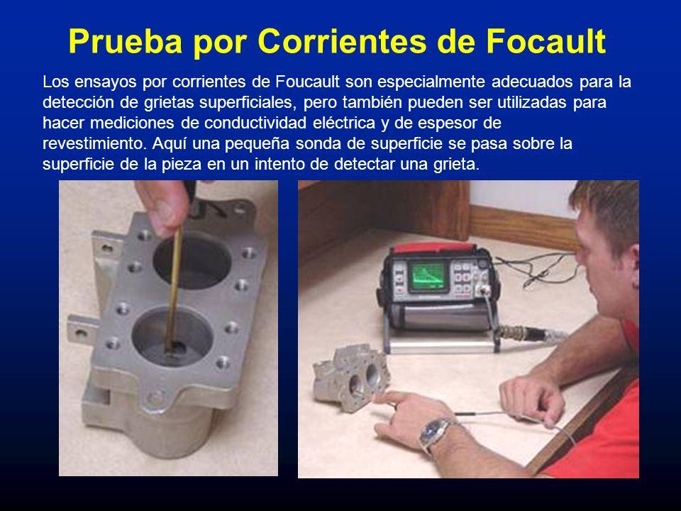 Prueba por Corrientes de Focault