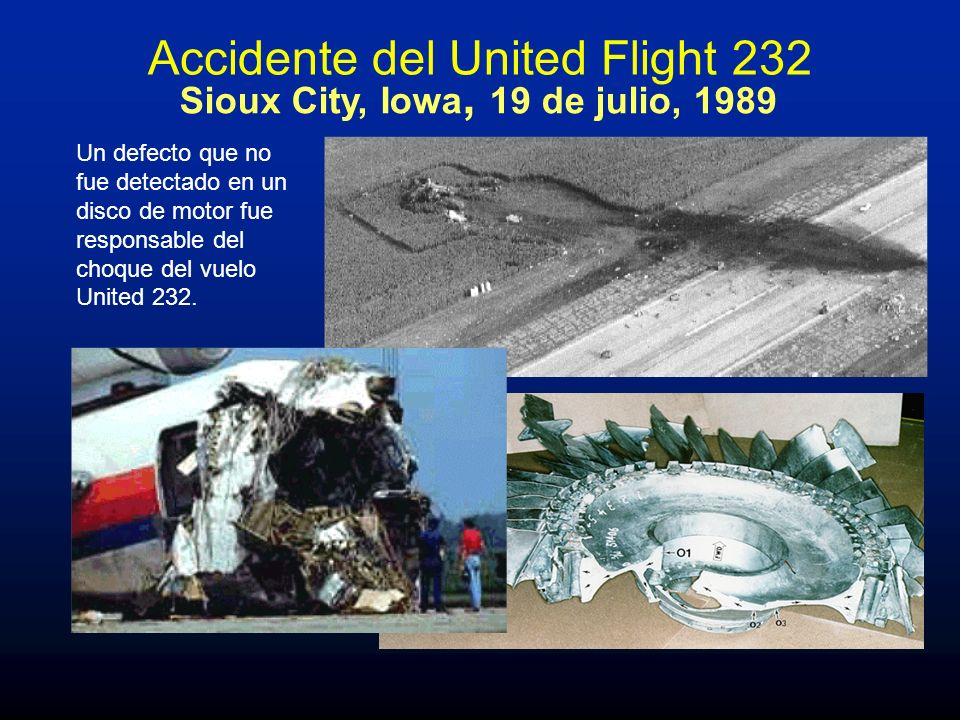 Accidente del United Flight 232
