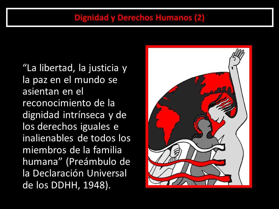 Dignidad y Derechos Humanos (2)