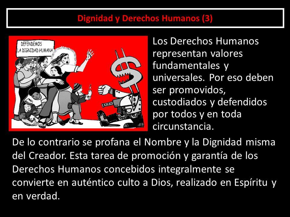 Dignidad y Derechos Humanos (3)