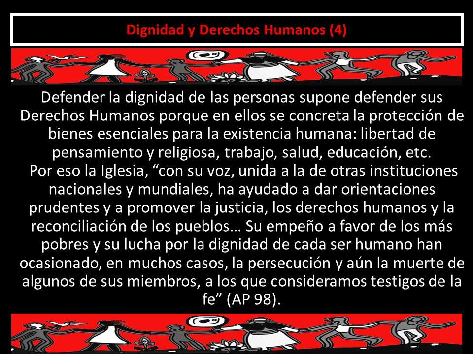 Dignidad y Derechos Humanos (4)