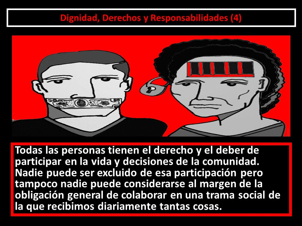 Dignidad, Derechos y Responsabilidades (4)
