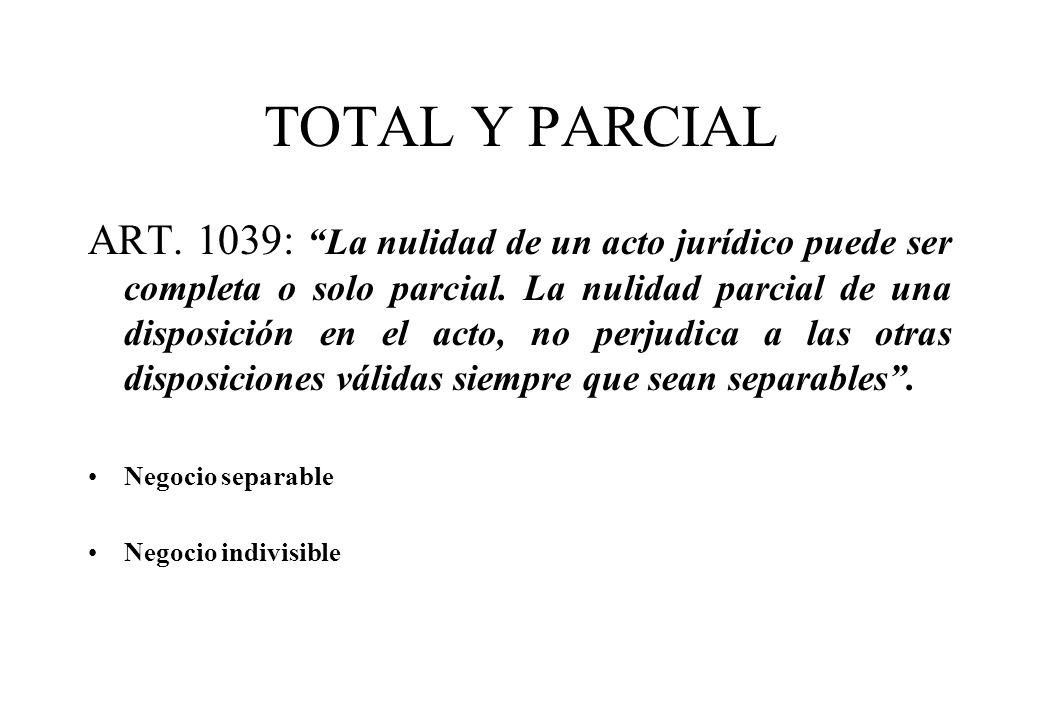 TOTAL Y PARCIAL