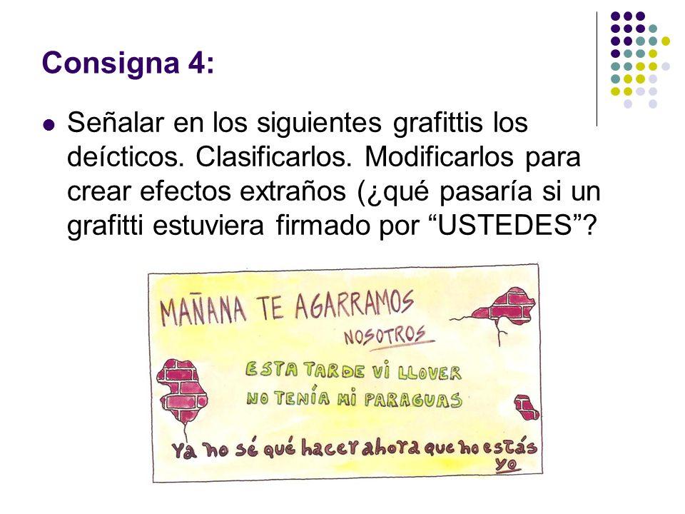 Consigna 4: