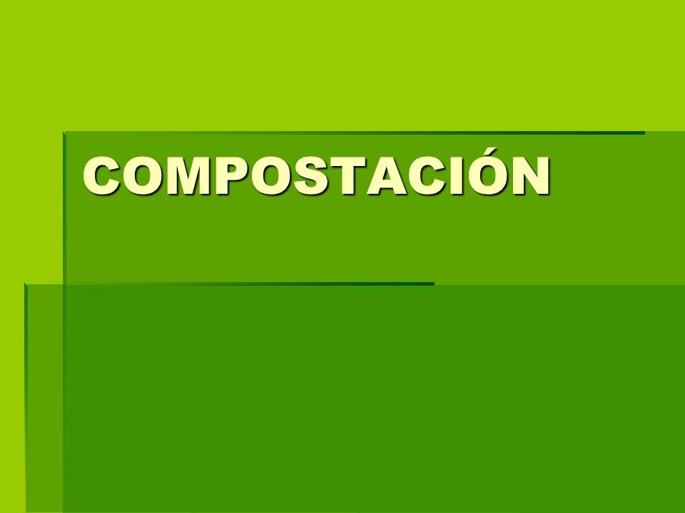 COMPOSTACIÓN