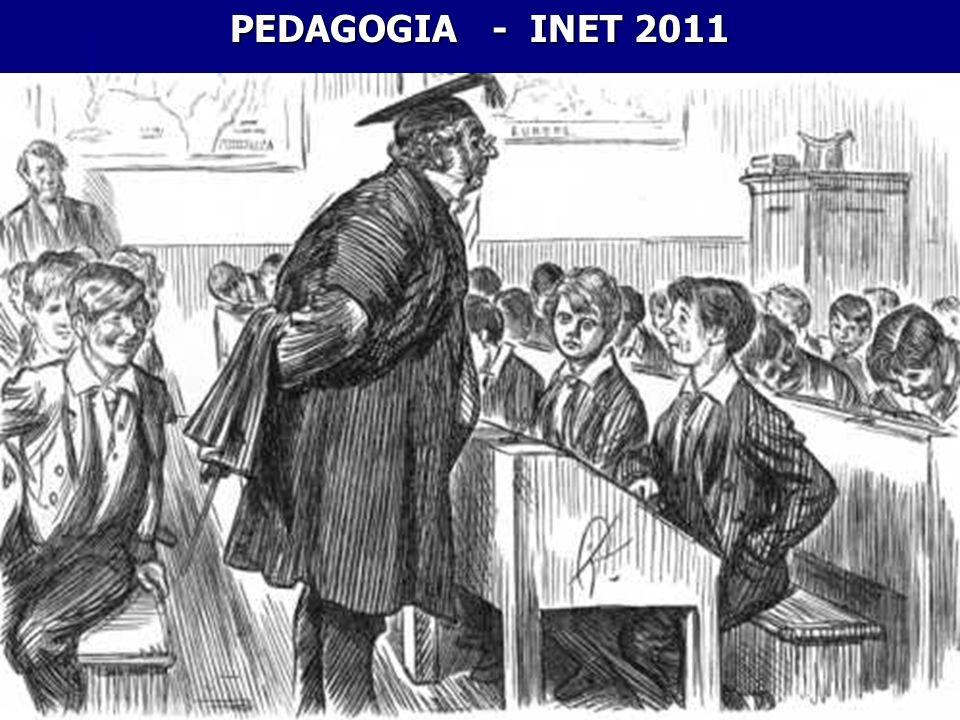 PEDAGOGIA - INET 2011