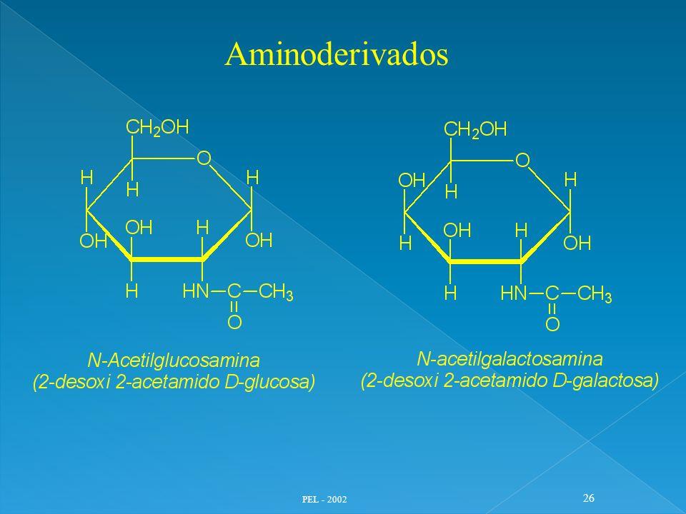 Aminoderivados PEL - 2002
