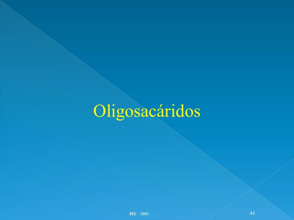 Oligosacáridos PEL - 2002