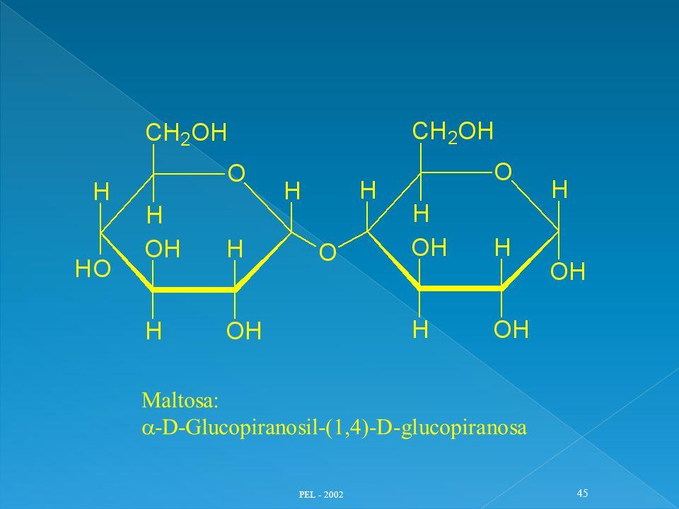 a-D-Glucopiranosil-(1,4)-D-glucopiranosa