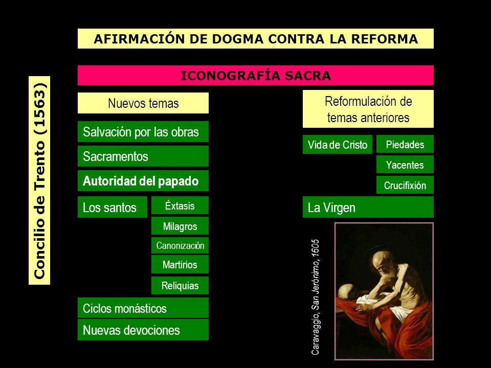 AFIRMACIÓN DE DOGMA CONTRA LA REFORMA