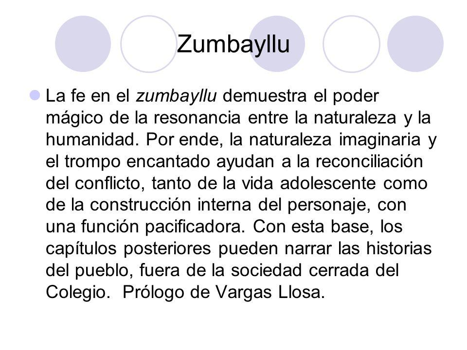 Zumbayllu