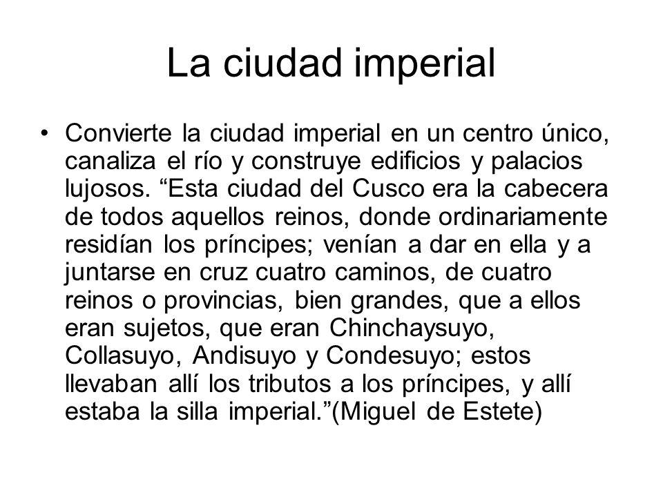 La ciudad imperial