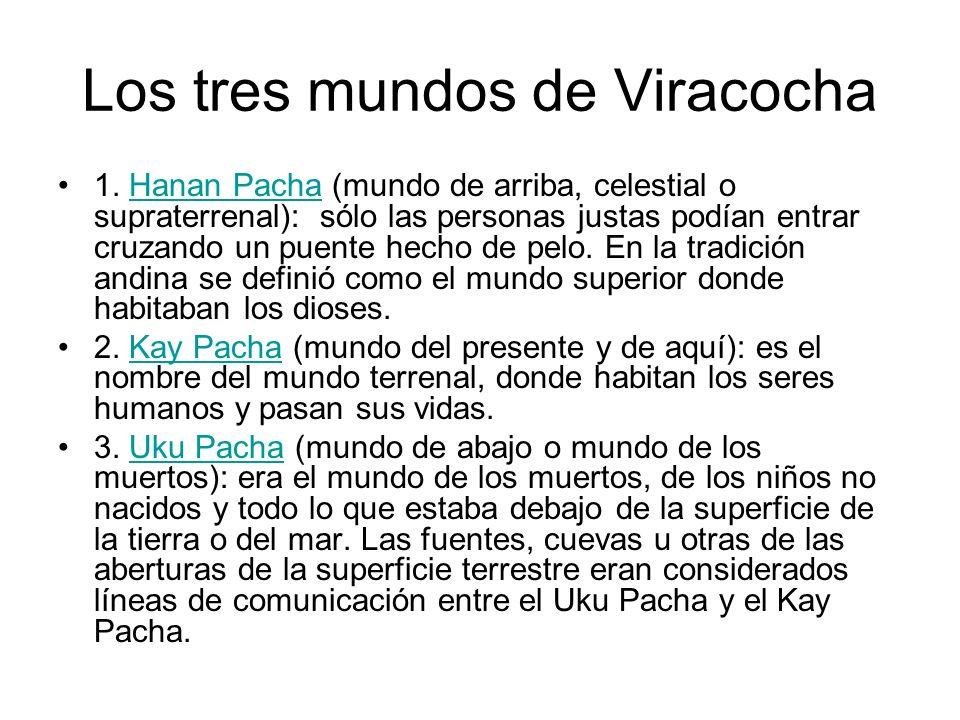 Los tres mundos de Viracocha
