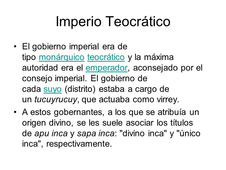 Imperio Teocrático