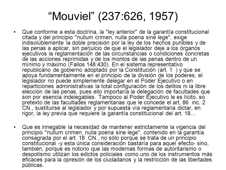 Mouviel (237:626, 1957)