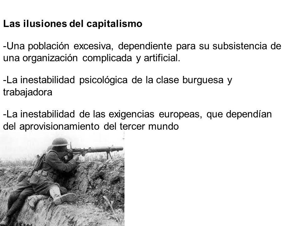 Las ilusiones del capitalismo