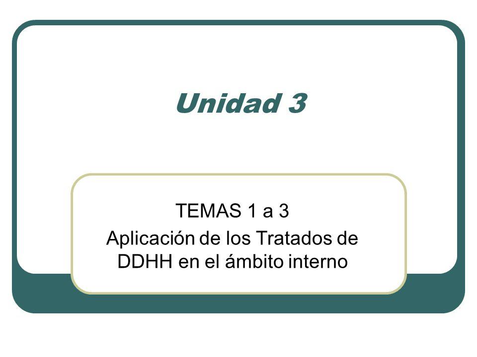 TEMAS 1 a 3 Aplicación de los Tratados de DDHH en el ámbito interno