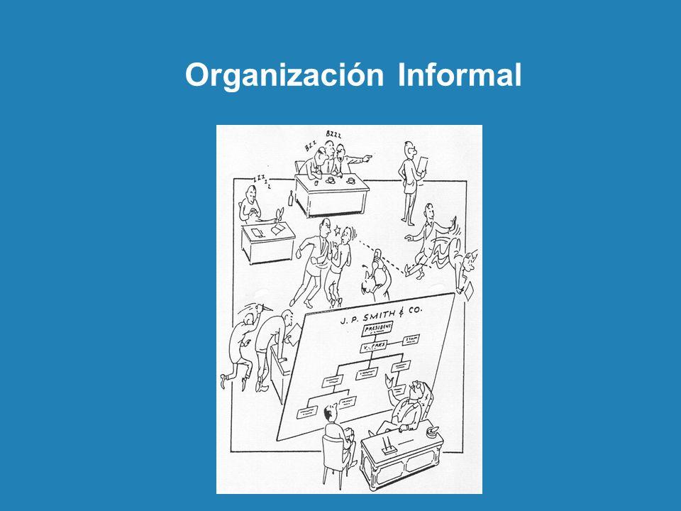 Organización Informal