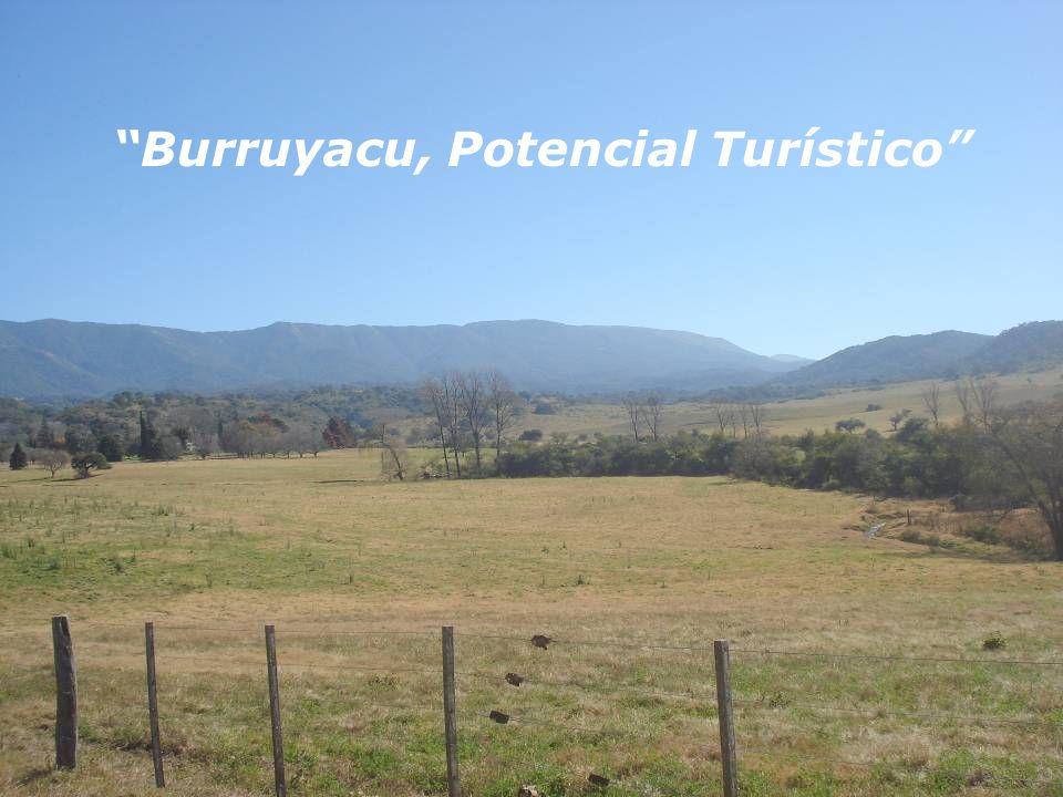 Burruyacu, Potencial Turístico