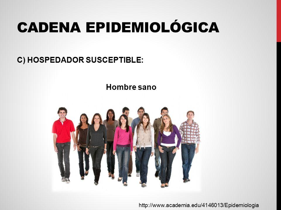 Cadena epidemiológica