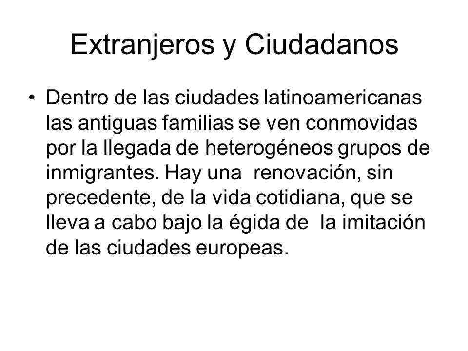 Extranjeros y Ciudadanos