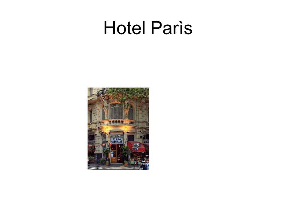 Hotel Parìs