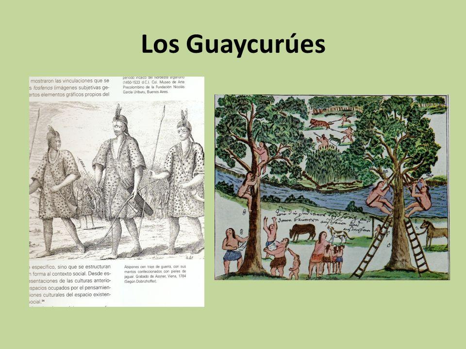 Los Guaycurúes