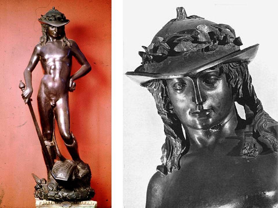 DONATELLO David 1440 Bronce – 158 cm