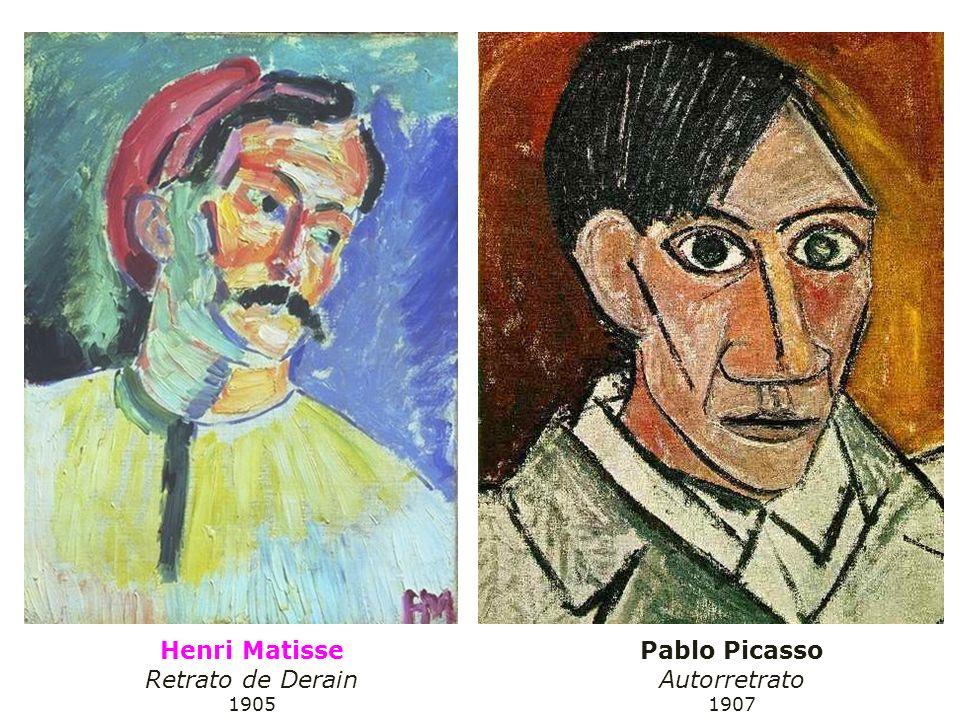 Henri Matisse Pablo Picasso