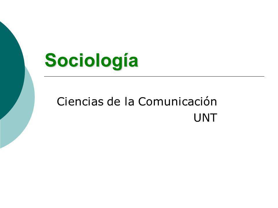 Ciencias de la Comunicación UNT