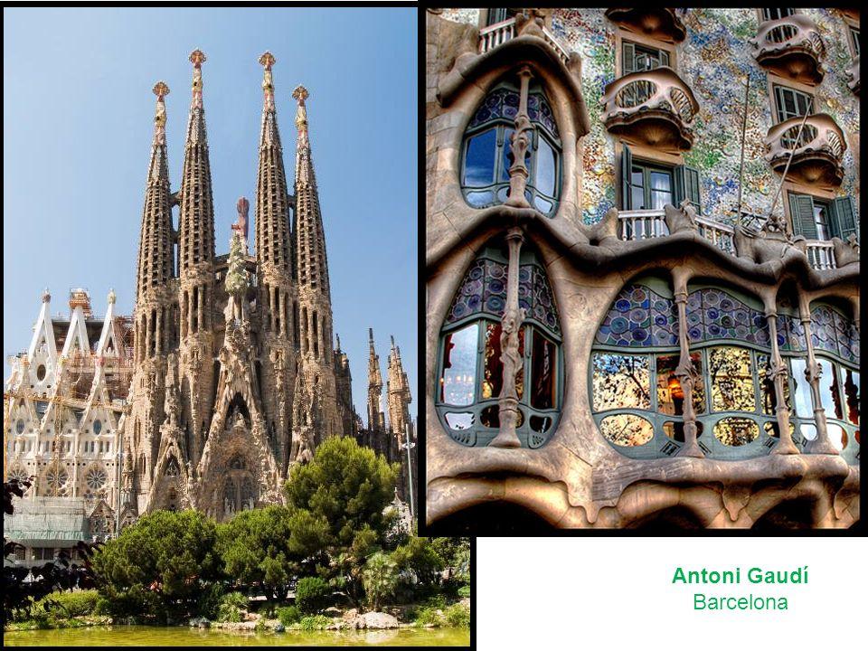Antoni Gaudí Barcelona