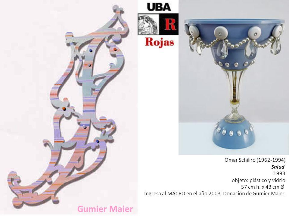 Gumier Maier Omar Schiliro (1962-1994)