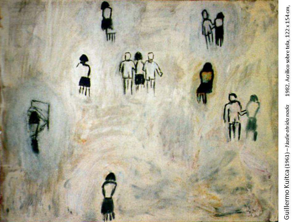 Guillermo Kuitca (1961) – Nadie olvida nada