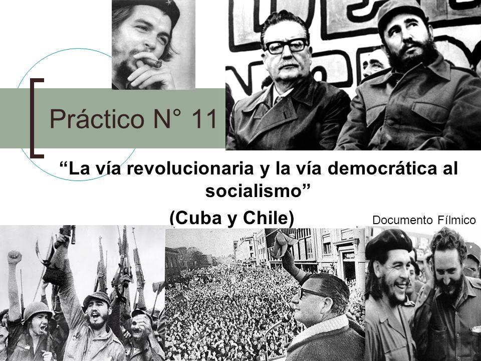 La vía revolucionaria y la vía democrática al socialismo