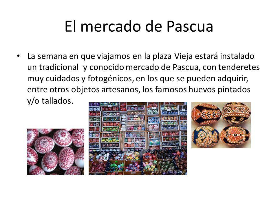El mercado de Pascua