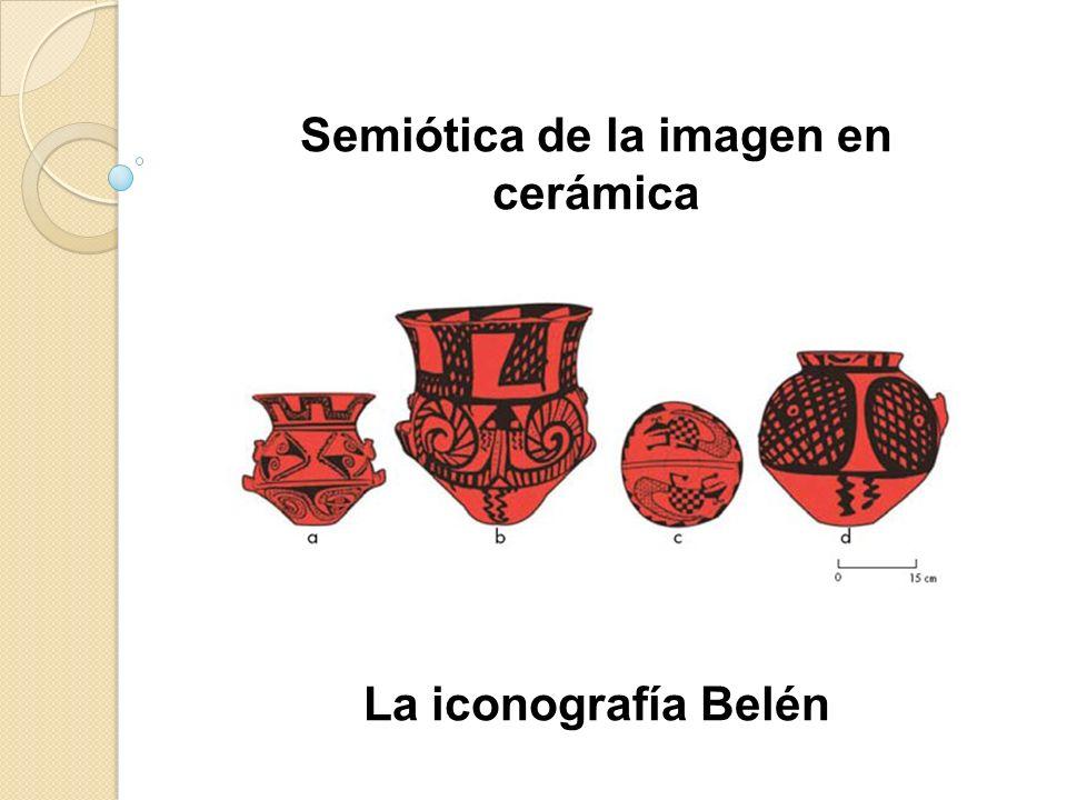 Semiótica de la imagen en cerámica