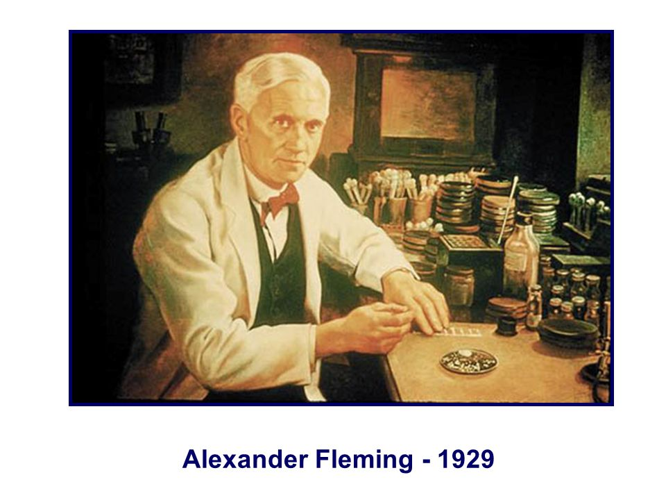 Alexander Fleming - 1929