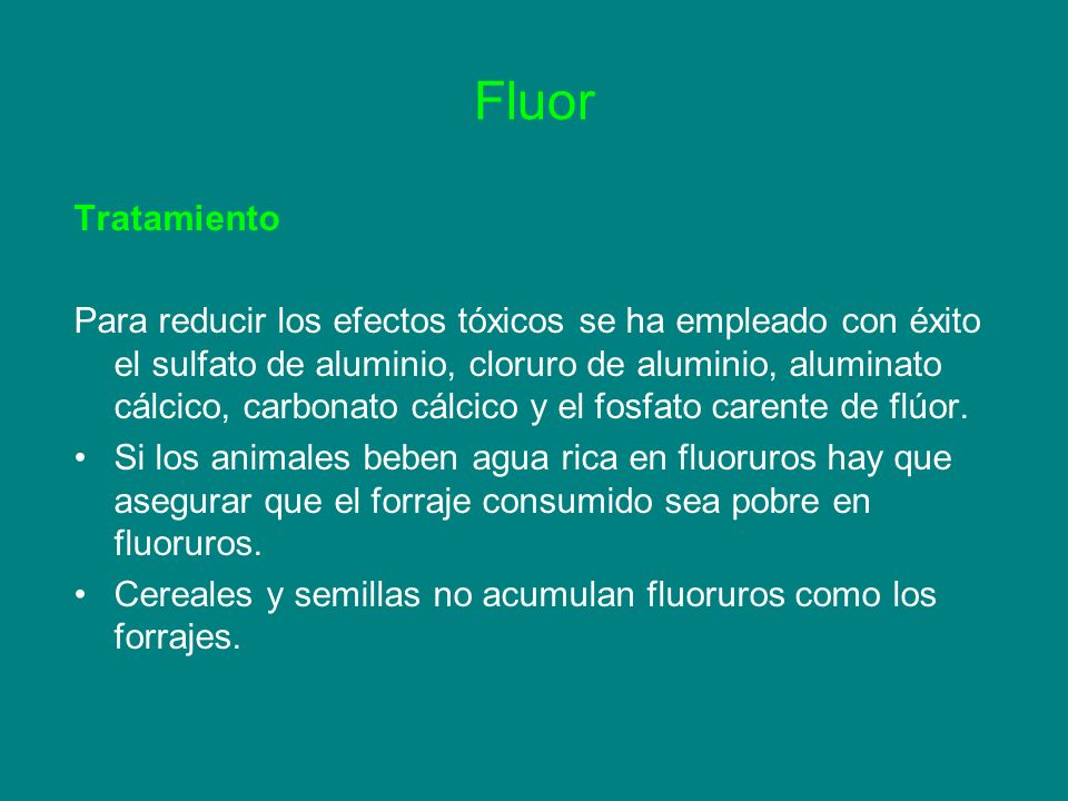 FluorTratamiento.