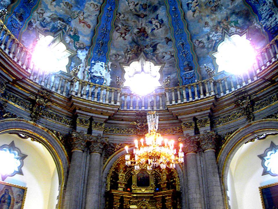 Capilla del Pocito, Basílica de Santa María de Guadalupe, México D. F
