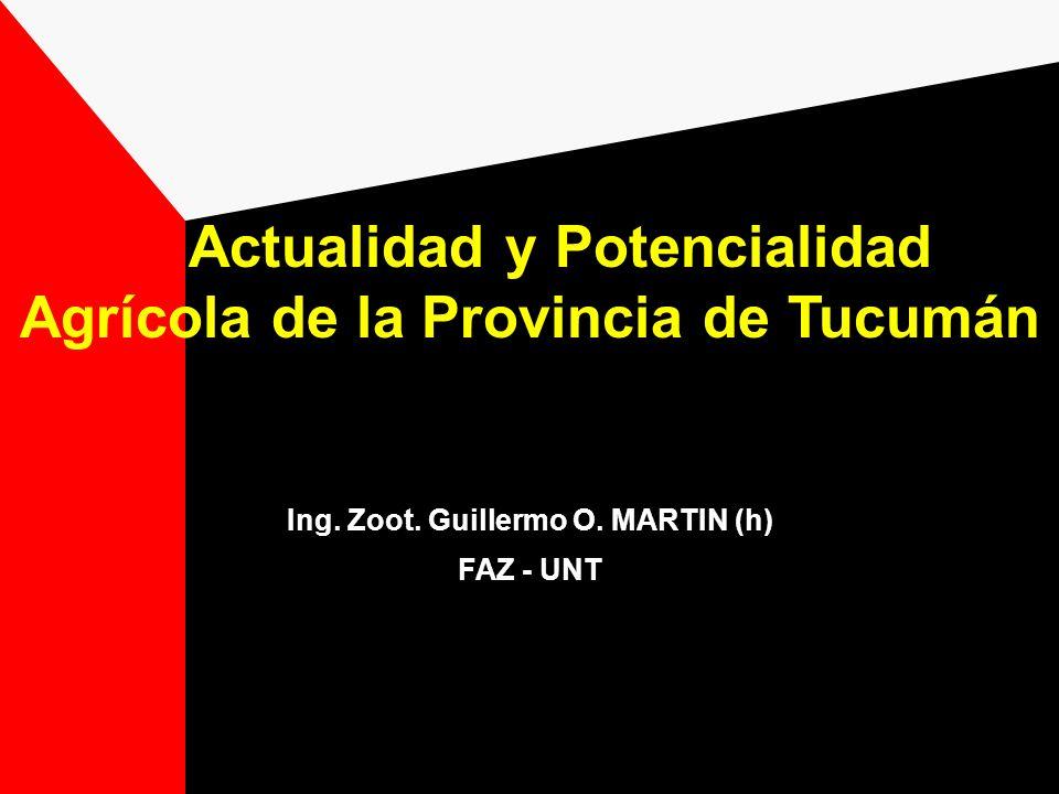 Ing. Zoot. Guillermo O. MARTIN (h)