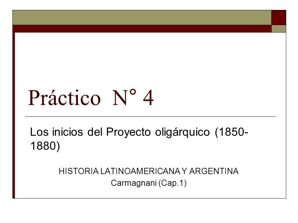 HISTORIA LATINOAMERICANA Y ARGENTINA