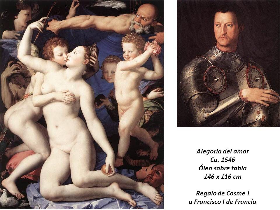 a Francisco I de Francia