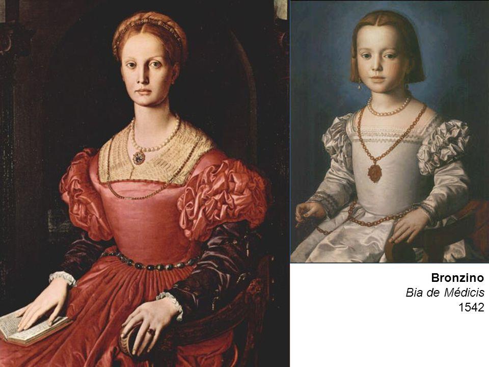 Bronzino Bia de Médicis 1542
