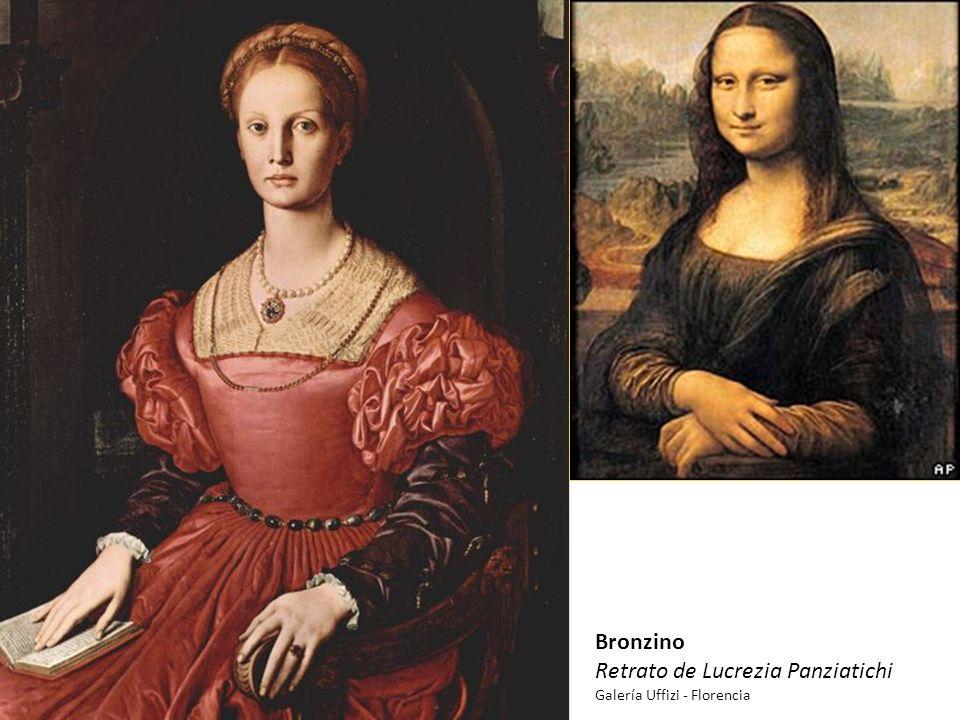 Retrato de Lucrezia Panziatichi