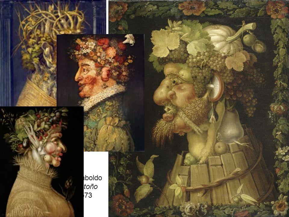Arcimboldo El otoño 1573