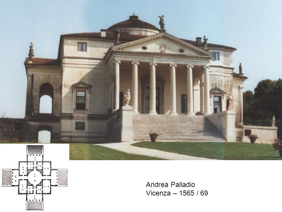 Andrea Palladio Vicenza – 1565 / 69