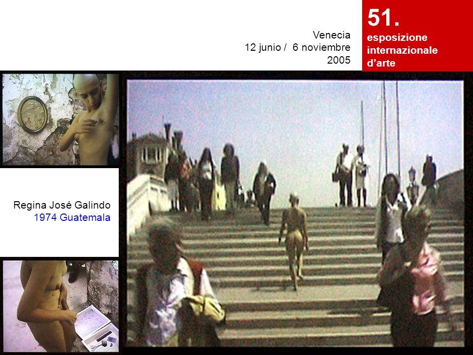 51. esposizione internazionale Venecia d'arte 12 junio / 6 noviembre